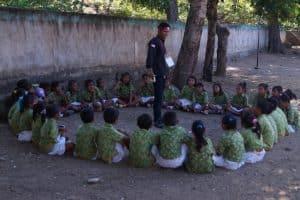 Sharing and Introduction from Volunteer (TAB Komodo)